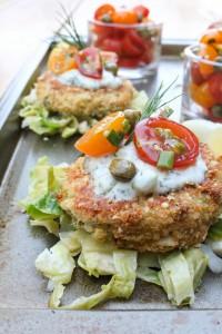 Tuna Cakes | Catching Seeds