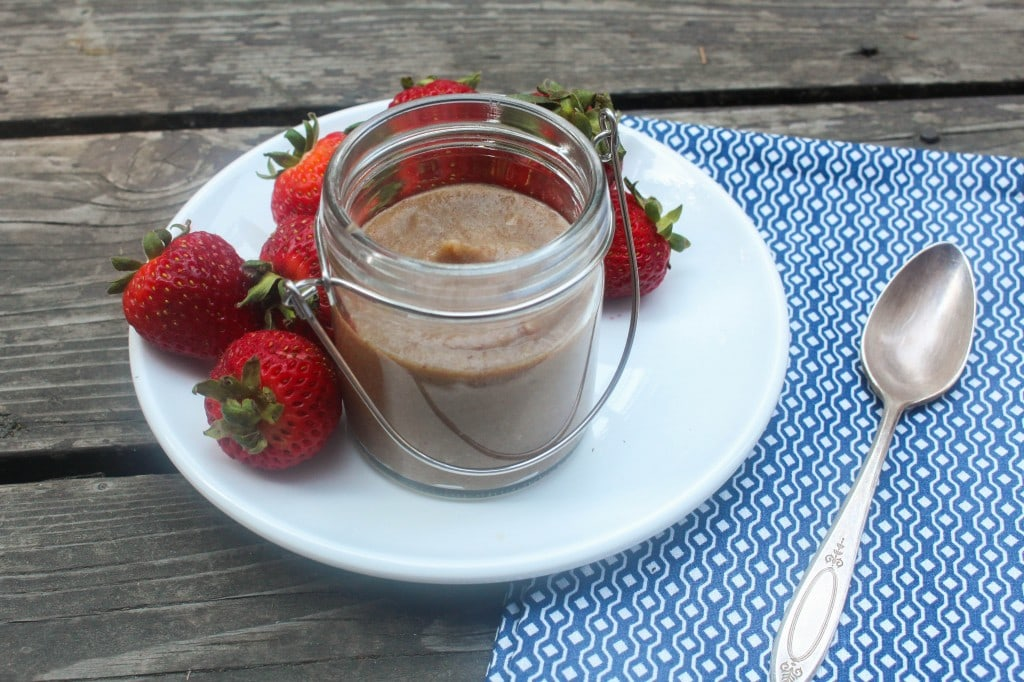 A recipe for healthy whole food caramel sauce   Catching Seeds