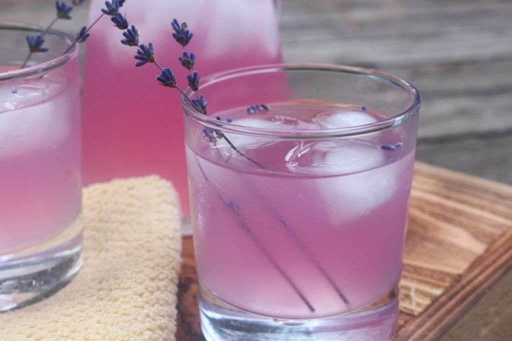 Lavender Lemonade   Catching Seeds