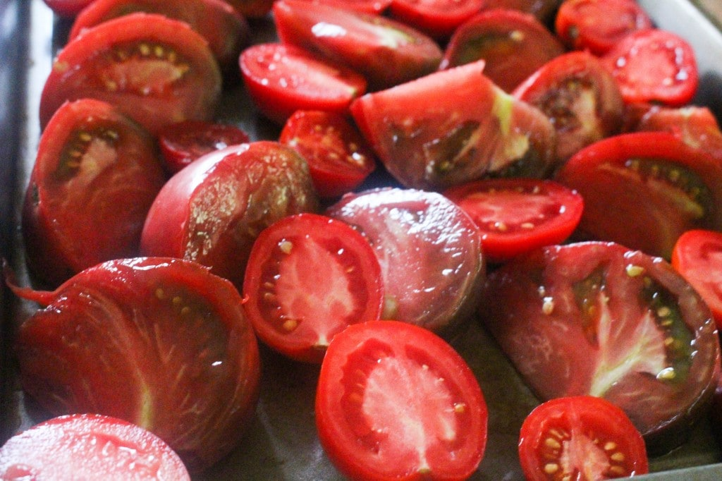 Roasted Tomato Soup Recipe | Catching Seeds