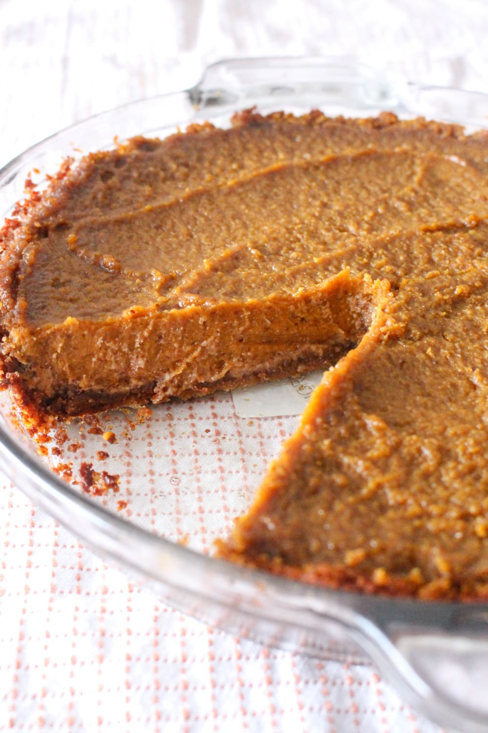 Almost Famous Pumpkin Pie | Catching Seeds