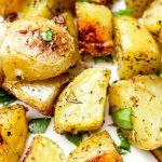 Herbs de Provence Roasted Potatoes