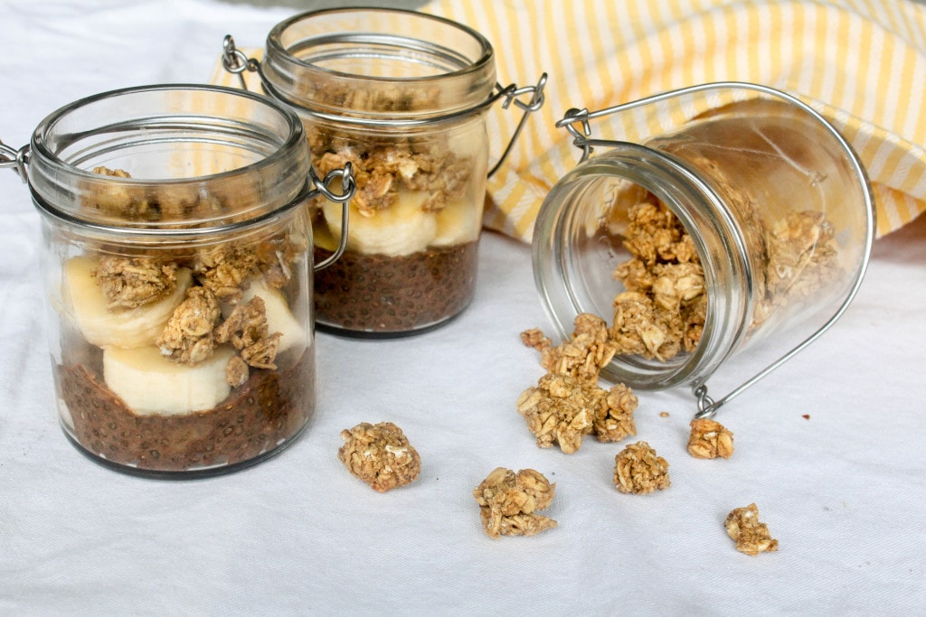 A secret trick for making perfect granola clusters!