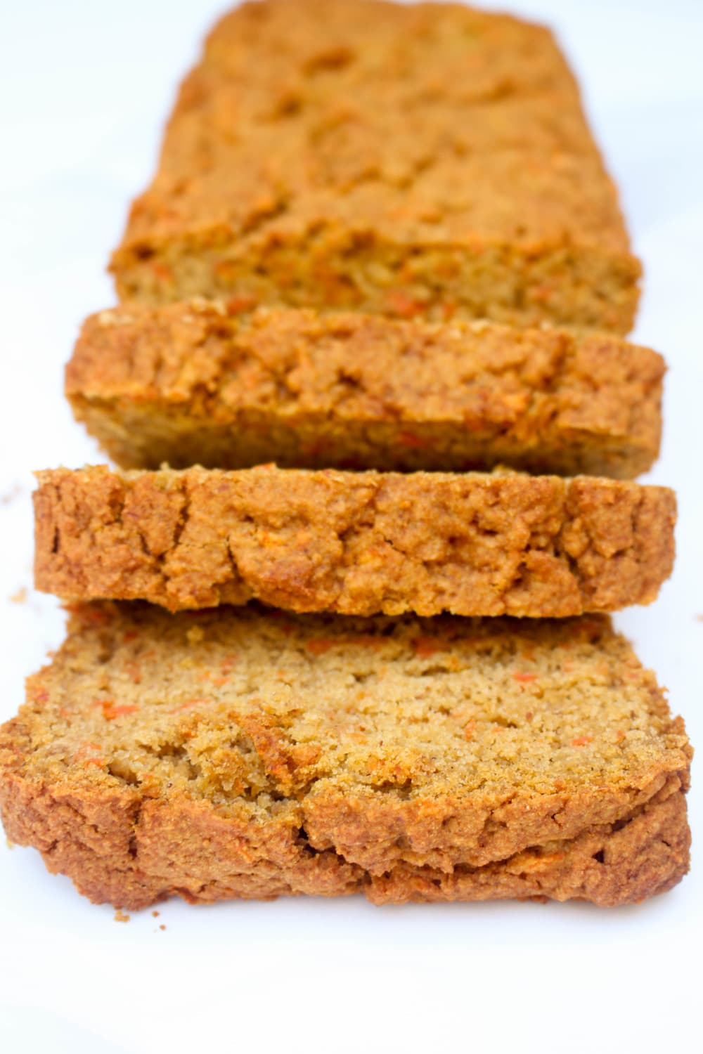 This bread is so good you just might think there is gluten hiding in the batter. #gluten-free #dairy-free #egg-free