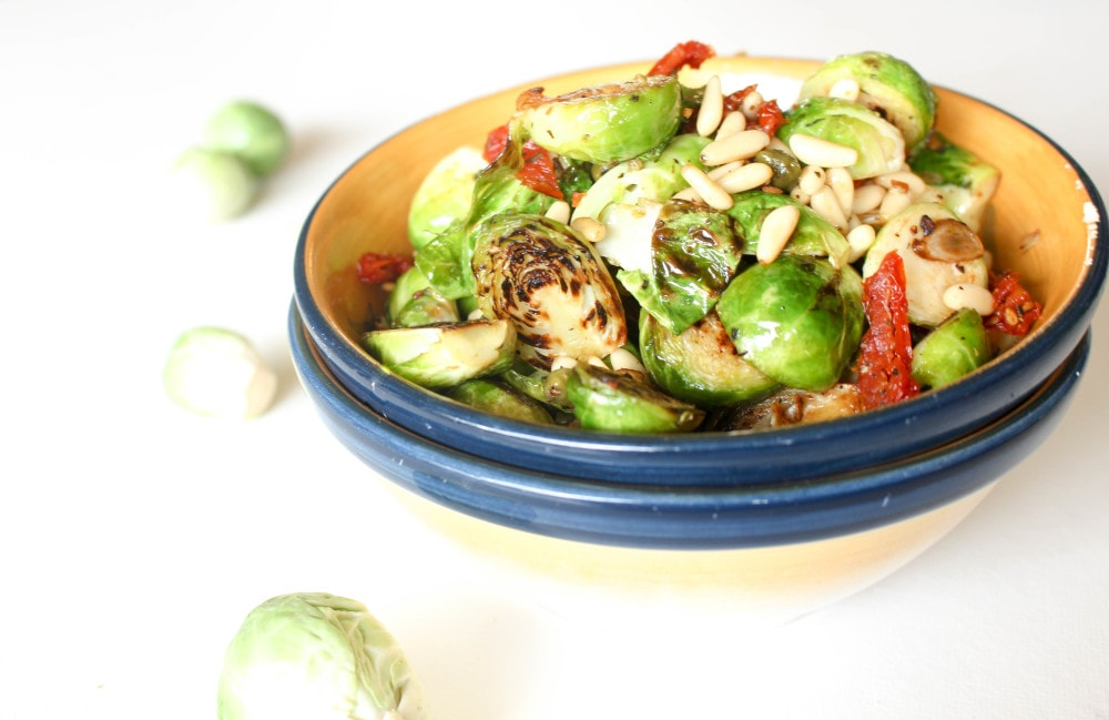 These Italian Brussel Sprouts will turn even the pickiest eater  into a sprout fan
