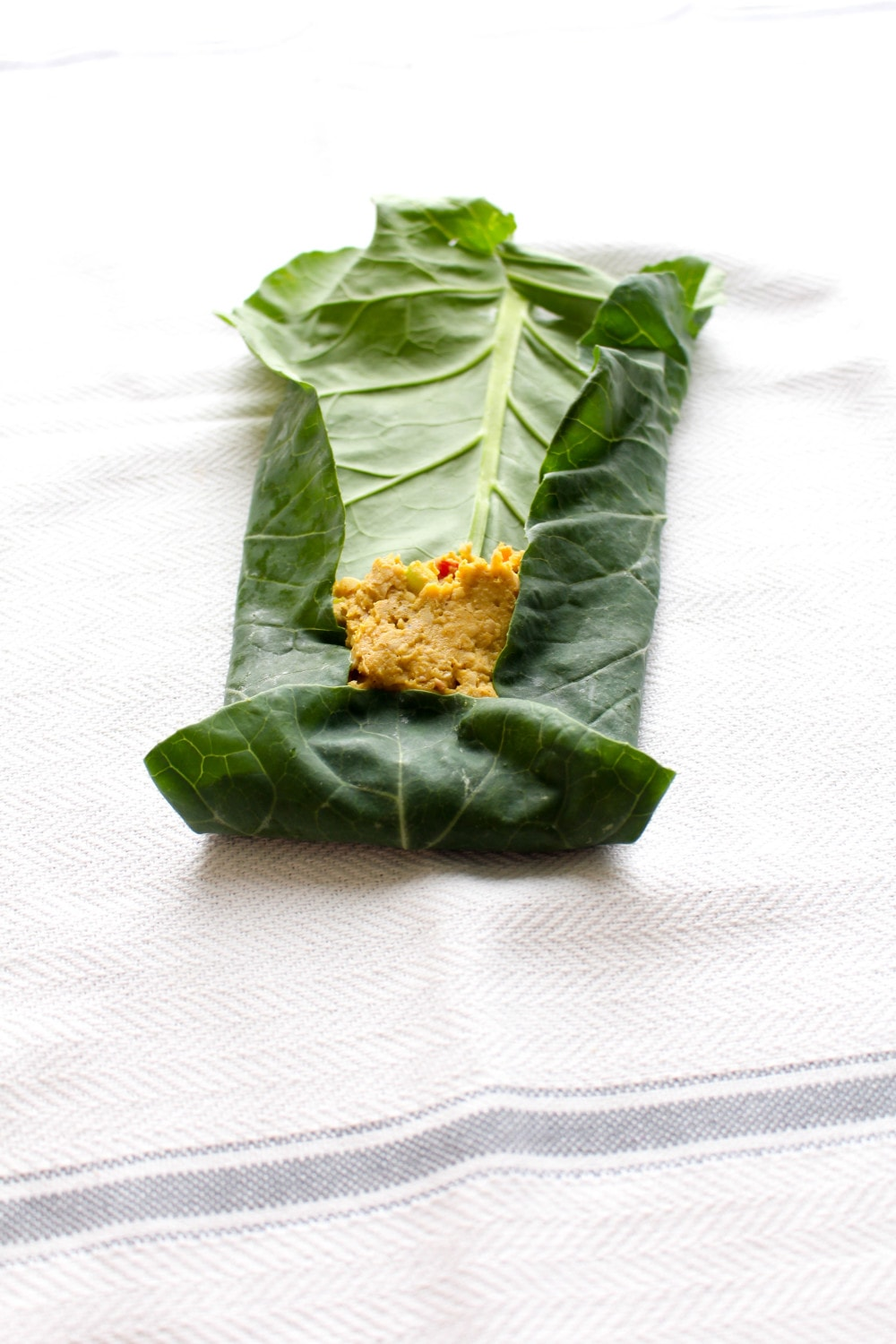 Just a few pantry staples are needed to make these crisp and refreshing wraps!