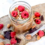 6 ingredients and a blender is all that stands between you and this pudding. #raw #vegan