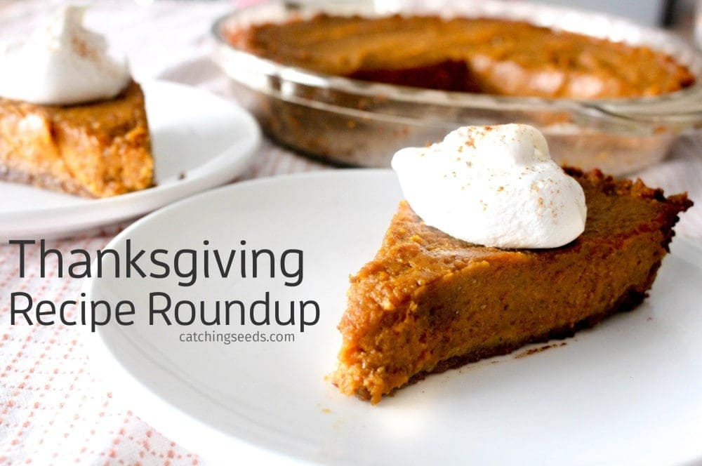 Your guide to a veggie-filled Thanksgiving!