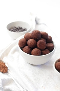 These gluten-free and vegan treats are to die for!