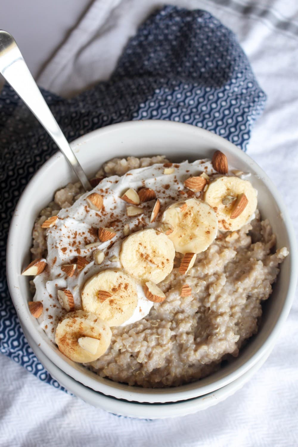 Rice Pudding dessert that you can eat for BREAKFAST!