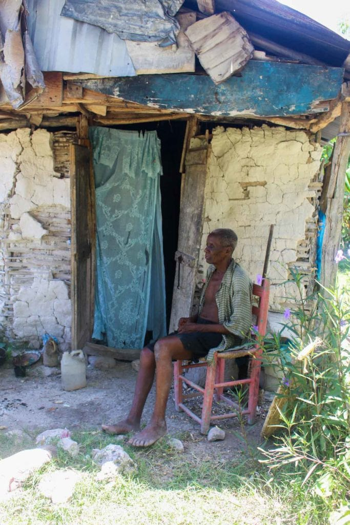 Haiti: A cancer diagnosis, a broken hip & a week in the poorest country in the western world | CatchingSeeds.com