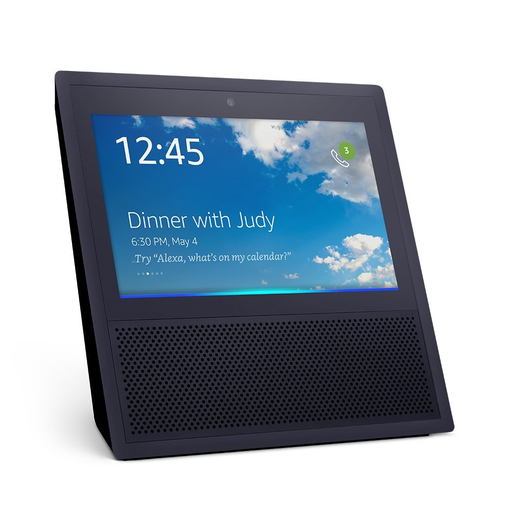 Echo Show | The Best Christmas Gifts (that you can buy without leaving the house!) | CatchingSeeds.com