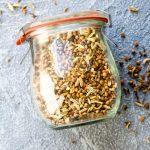 An aruvedic anti-inflamitory tea Crohn's disease recipe.