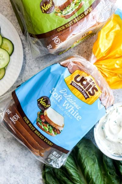 Udi's Gluten Free Soft White Sandwich Bread