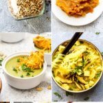 A collage of all the recipes in this post.