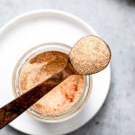 A spoonful of darn good seasoning blend.